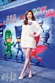 吳若希計劃讓女兒在香港讀書。