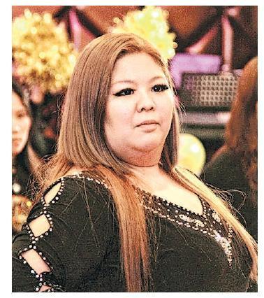 體重近300磅的32歲拉丁舞師李嘉瑩(圖),2014年6月在尖沙嘴「重生植髮中心」接受抽脂療程後死亡,遺下丈夫及9個月大女兒。(資料圖片)