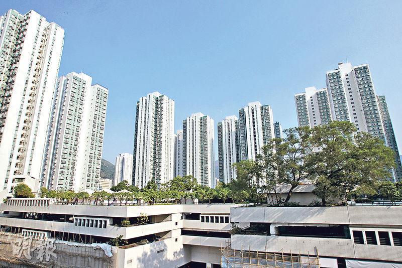 沙田第一城2房單位向來備受追捧,屋苑本月最新再有一伙實用327方呎2房戶,以585萬元沽出,創屋苑2房戶型新高價紀錄。(資料圖片)