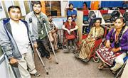 印度科技業客戶服務公司Vindhya E-Infomedia總共有1300名員工,當中60%為殘疾者。公司創辦人認為,殘疾者工作能力並無問題,而且會以忠誠回報公司。(網上圖片)