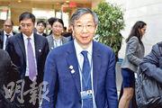 中國人行行長易綱在美國表示,中國加大金融業對外開放,有明確時間表和路線圖,年底會落實。(路透社)