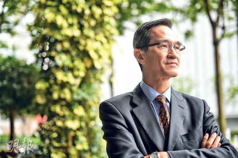 土地供應專責小組主席黃遠輝表示,本港未來30年欠缺逾1200公頃的土地作發展之用,當中約七成需要在2026年或以前到位,他希望各界凝聚共識,加快發展。(蘇智鑫攝)