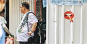 據衛生署,15歲至84歲港人約有一半屬超重或肥胖。署方針對成人肥胖問題的四大建議,包括加強家庭醫生模式以妥善診治糖尿病及肥胖問題、向醫護人員推廣糖尿病護理概覽、定期審視和更新基層醫療環境下治糖尿病患者的參考概覽,及留意世衛指引。(曾憲宗攝)