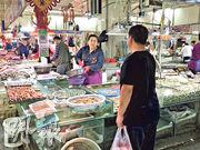 《日本經濟新聞》報道,在中國丹東市場,愈來愈容易找到產自朝鮮的海鮮。(網上圖片)