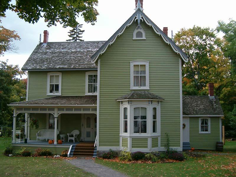The house of Dr Norman Bethune - a public domain image taken because John Larrysson asked nicely