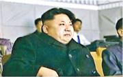 朝鮮中央電視台2015年罕見發布一段領導人金正恩(圖)落淚的畫面,官方稱,當時金正恩在觀賞一齣歌舞劇,因有一段劇情令人聯想到已故領導人金正日和金日成,讓金正恩不禁落淚,用手帕擦拭後繼續用心看戲。有美媒質疑,這只是朝鮮的造神運動策略。(資料圖片)
