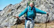 珀金斯接受免疫療法42周後,體內已沒再發現癌細胞,她的體能甚至可完成長距離的行山路程。(網上圖片)