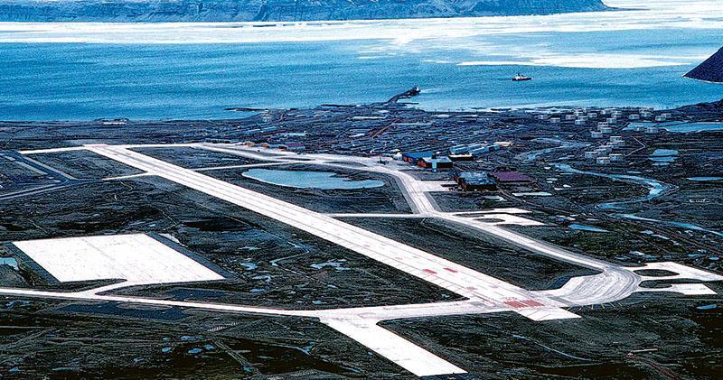 格陵蘭美軍基地