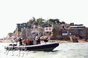 台灣屏東廠家生產的突擊艇,不僅被台蛙人部隊採用,還出口星馬等地。(網上圖片)