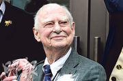美國費城慈善家倫費斯特把白手興家的財富回饋社會。(網上圖片)