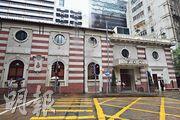 香港外國記者會(FCC)因邀請民族黨召集人陳浩天演講,觸發建制派要求政府終止租約,收回該會會址(圖)。根據政府昨日公開的租約,政府可因應「改善香港」或其他公共目的而與FCC終止租契,通知期3個月。(資料圖片)