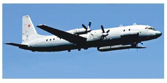 圖為被敘軍擊落同款偵察機。(網上圖片)