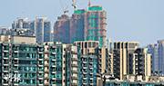 差估署8月數據顯示,本港私樓售價指數報393.9點,按月跌0.08%,升浪「斷纜」。(曾憲宗攝)