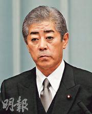 61歲岩屋毅昨獲委任日本防衛相。(路透社)