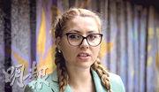 保加利亞女記者馬里諾娃上周六遭姦殺棄屍公園,懷疑與她訪問兩名揭弊記者有關。圖為馬里諾娃生前照片。(法新社)
