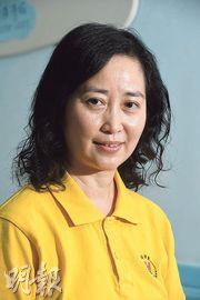 協康會職業治療師督導主任黎淑儀(Lousia)(劉焌陶攝)