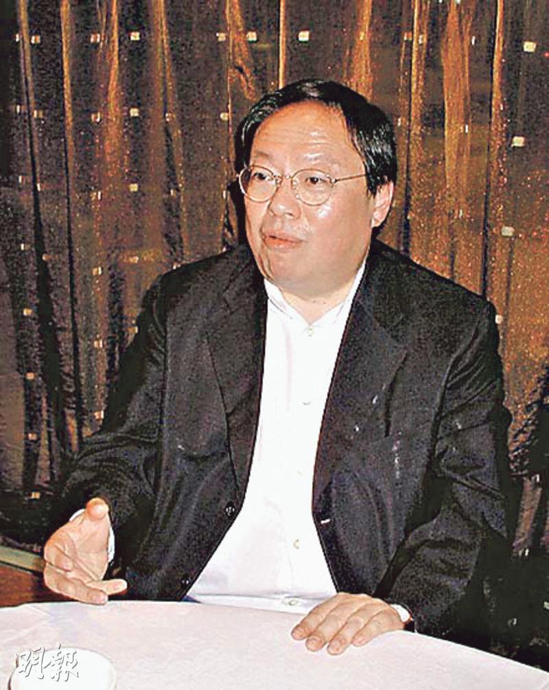 民政事務局前局長何志平(圖)涉賄非洲高官案,將於本月26日在美國正式開審。(資料圖片)
