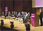 香港舉行的第二屆人類基因組編輯國際峰會昨日閉幕,組委會宣讀譴責賀建奎實驗的聲明。(受訪者提供)