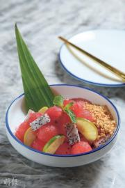 Fruit salad (Mingpao Photo)