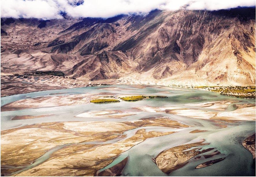 中國冰川融  堰塞湖危機增