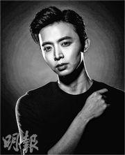 馮偉衷是新加坡著名藝人,過身時只得28歲。(網上圖片)