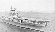 「大黃蜂」號航空母艦是二戰日軍最後擊沉的航空母艦。(網上圖片)