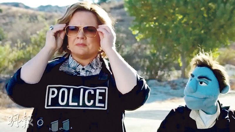 瑪莉莎麥卡菲憑《賤偵Madam摷公仔》封爛片影后。