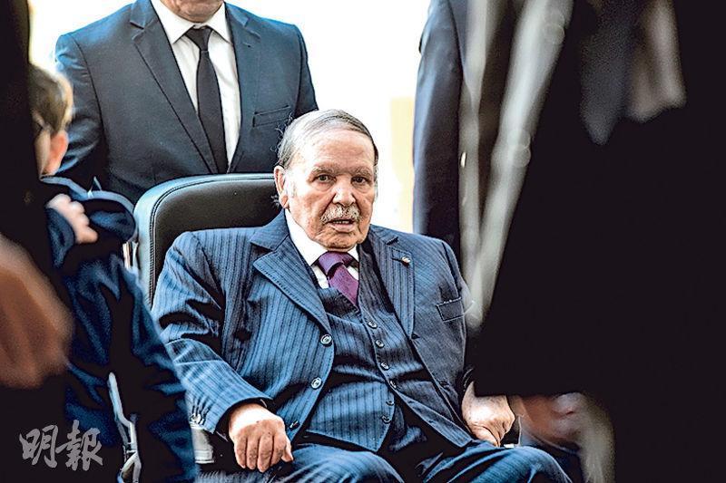布特弗利卡(Abdelaziz Bouteflika)