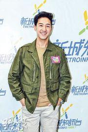 馮允謙感恩獲新公司寰亞賞識,讓他在音樂上重新出發。(攝影:鍾偉茵)