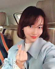 李貞賢與圈外男友拍拖一年,她表示婚後會繼續拍戲。
