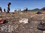 非洲埃塞俄比亞航空一班從首都亞的斯亞貝巴飛往肯尼亞內羅畢的波音737 MAX 8客機,起飛後6分鐘墜毁,機上乘客機員無人生還。(資料圖片)