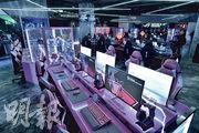 在旺角經營電競場館(圖)的Cyber Games Arena,由於未領有遊戲機中心牌照,現時只可提供遊戲設備,不能提供遊戲軟件。該公司創辦人周啟康表示,政府正式推出豁免牌照措施後,會立即申請豁免。(資料圖片)