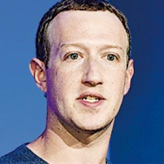 Facebook創辦人朱克伯格