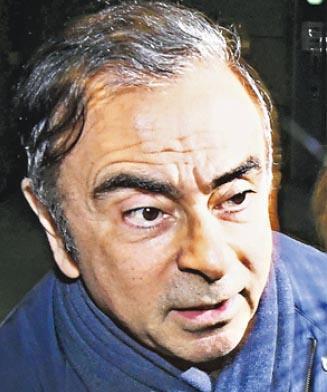 戈恩(Carlos Ghosn)