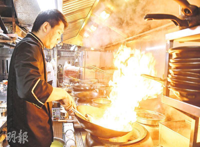 生涯規劃﹕大牌檔雜工做起  廚房仔變大總廚