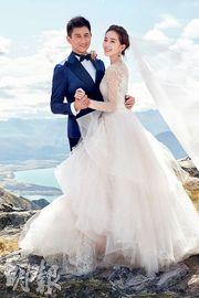 吳奇隆(左)與劉詩詩結婚逾3年,終於誕下他們的愛情結晶品。(資料圖片)