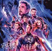 電影《復仇者聯盟4》在香港大收旺場。