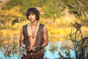 宋仲基為新劇《阿斯達》刻意操肌,從劇照看來,他比前健碩不少。