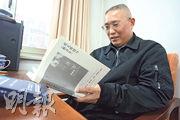 長期研究民國歷史的北京學者張耀傑表示,五四超越了抵制世界文化的狹隘的愛國主義,現今更應紀念的是胡適所提倡的「『充分世界化』的『健全的個人主義』」,即包含普世價值和尊重人權思想的自由主義。(陳奕勤攝)
