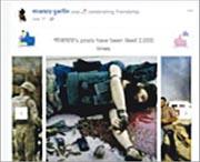 Facebook的人工智能系統會將有關恐怖組織的圖片製成影片,被指協助推廣恐怖主義。(網上圖片)
