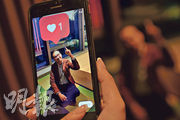 社交媒體普及,圖為港人常用的社交媒體Instagram,當中的「限時動態(Story)」功能,用戶可選擇只保留帖子24小時。