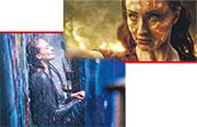 戲中飾演「靈鳥」的蘇菲端納,自爆拍攝美劇《權力遊戲》期間,已經患上抑鬱症,情况就如《變種特攻》的靈鳥精神失控變成黑鳳凰一樣。只待新片宣傳活動結束後,她便停工專心治病。