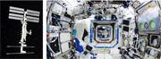 美國太空總署準備開放國際太空站,予人旅遊太空、拍片或做實驗等用途。右圖為國際太空站內部。(網上圖片)