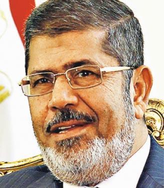穆爾西(Mohammed Morsi)