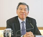 TVB昨發出聲明指有一份偽造聲明於網上流傳,在廣告界造成很多混亂信息,強調在此之前公司沒發出有關之公開聲明。圖為TVB行政總裁李寶安。(資料圖片)