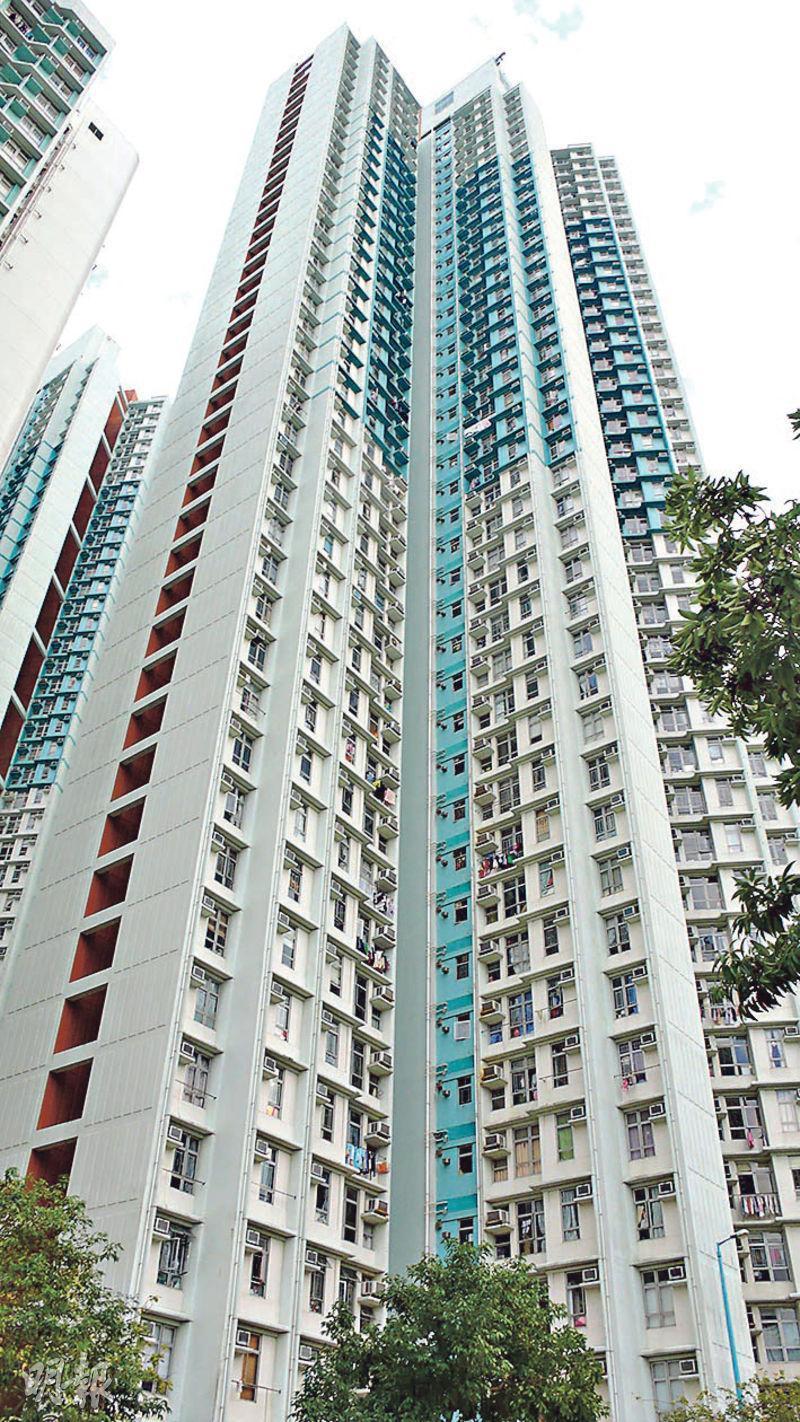 筲箕灣東濤苑有2房單位最近以730萬元(未補地價)易手,實呎14,147元,呎價創全港未補價居屋新高。(資料圖片)