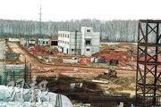 歐洲多國2017年曾偵測到疑似來自俄國「馬亞克」核電站的輻射,但俄羅斯一直否認。圖為該核電站的核物料儲存設施。(網上圖片)
