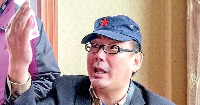 外交部昨日證實,北京市國家安全局上周五(23日)以涉嫌間諜罪拘捕澳洲籍華人楊軍(楊恆均本名)。圖為楊恆均攝於2014年7月。(路透社)