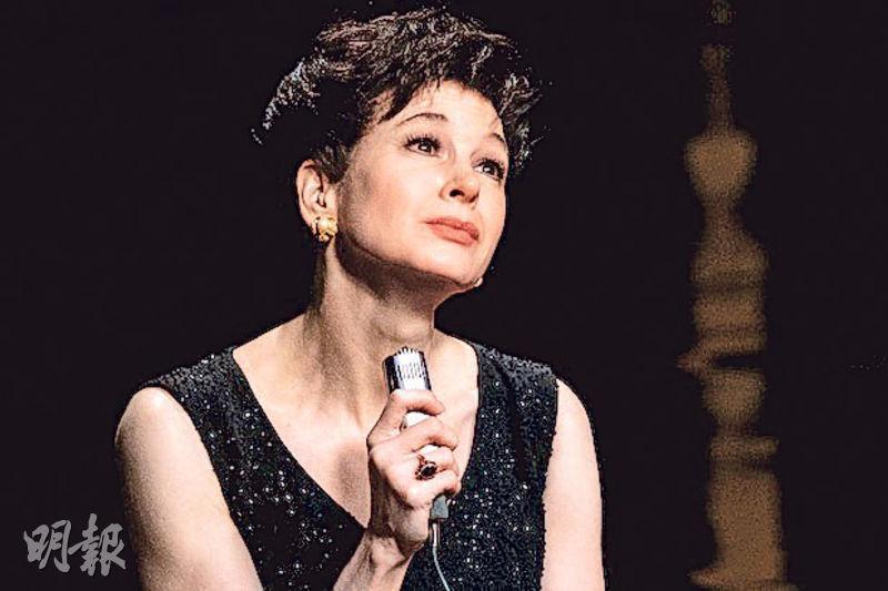雲妮絲維嘉在《Judy》又唱又演,被看好可角逐來年的金像影后殊榮。