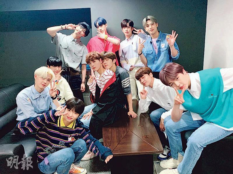韓國男團X1勝出真人騷節目被指造假,但新碟銷量依然強勁。